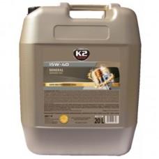 K2 MAGNUM 15W-40 SHPD 20 L