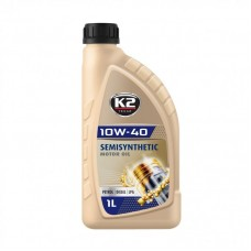 K2 TEXAR 10W-40 BENZIN DIESEL LPG 1 L