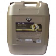 K2 MAGNUM 10W-40 SHPD 20 L
