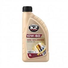 K2 TEXAR RACING 10W60 1L BENZIN DIESIEL LPG