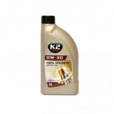 K2 TEXAR 0W-30 BENZIN, DIESEL, LPG  1 L