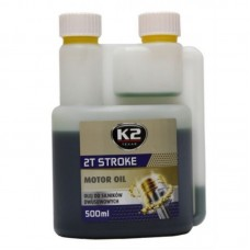 K2 2T STROKE OIL 500 ML ZIELONY