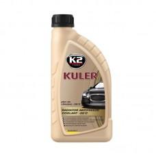 K2 KULER LONG LIFE -35°C ŻÓŁTY 1 L