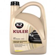 K2 KULER -35°C ŻÓŁTY 5 L