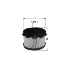 CLEAN FILTERS MG 085/A