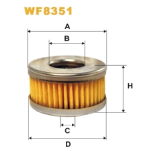 WIX FILTERS WF8351