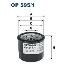 FILTRON OP595/1