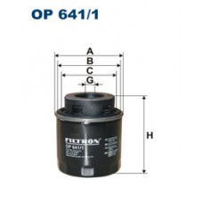 FILTRON OP641/1