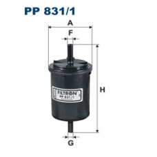FILTRON PP831/1