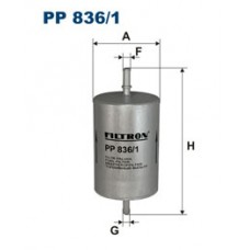 FILTRON PP836/1
